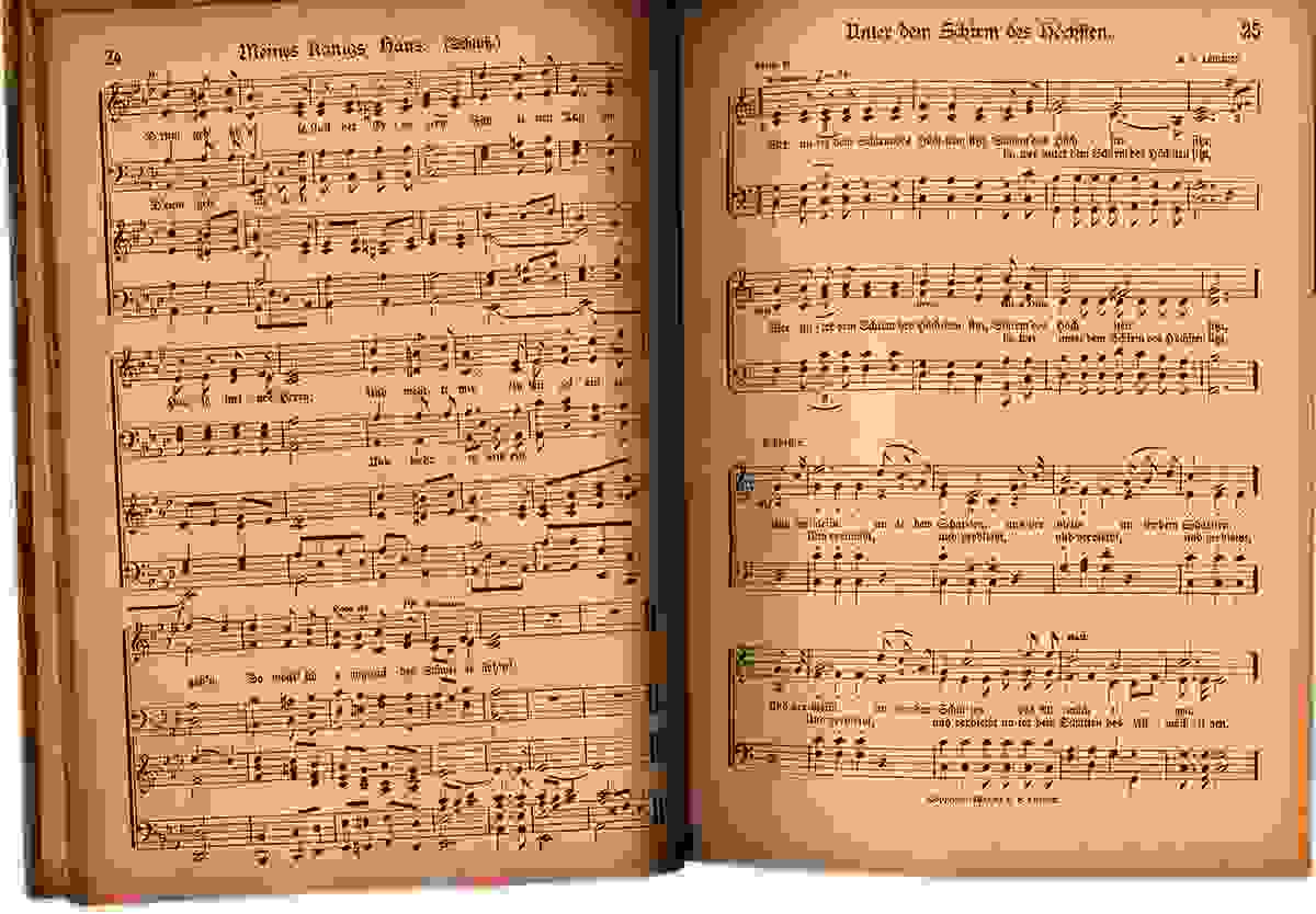 German Hymns