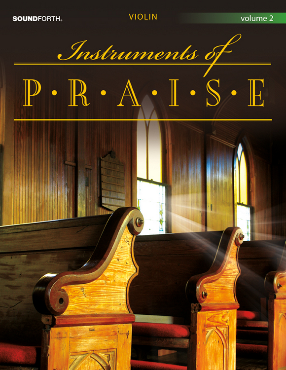 Instruments of Praise, Vol. 2: Violin - Score and insert