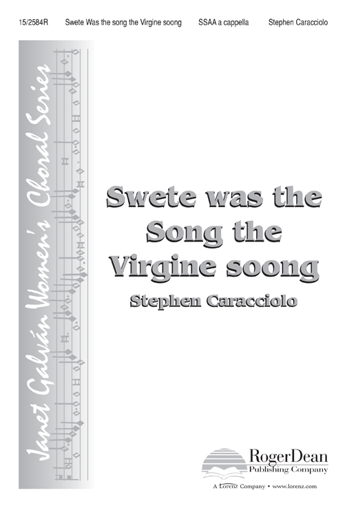 Swete was the song the Virgine soong