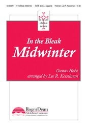 In the Bleak Midwinter