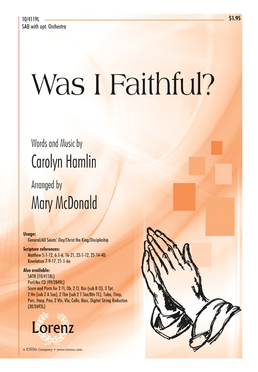 Was I Faithful?