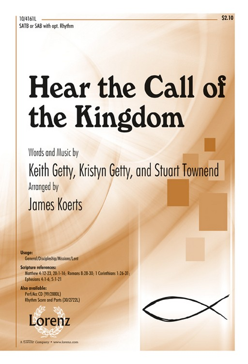 Hear the Call of the Kingdom