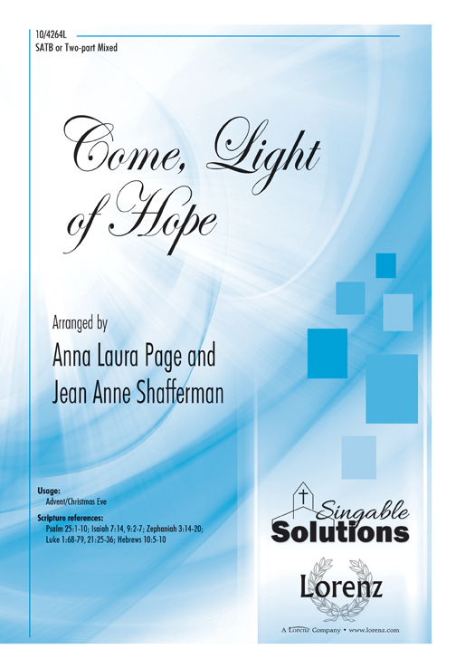 Come, Light of Hope