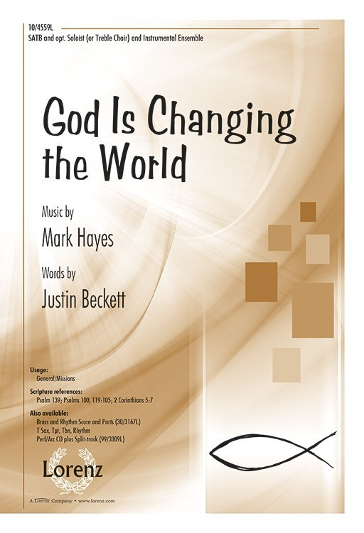 God Is Changing the World