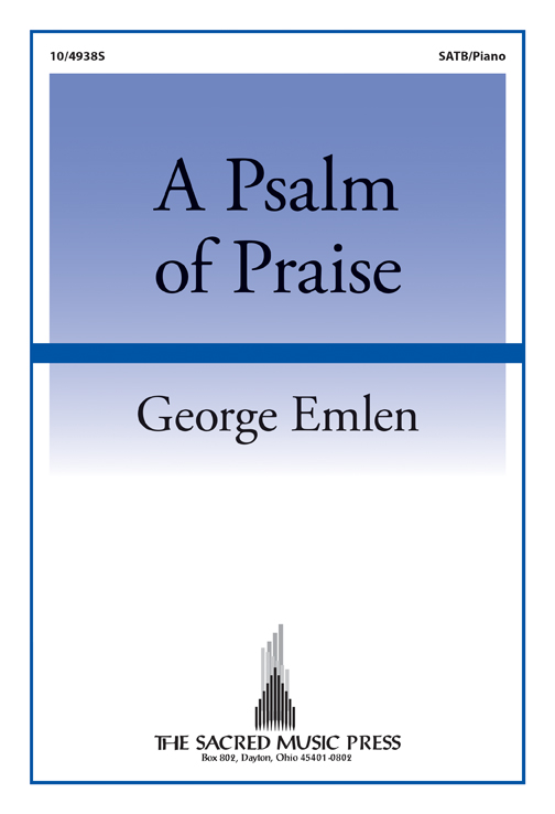 A Psalm of Praise