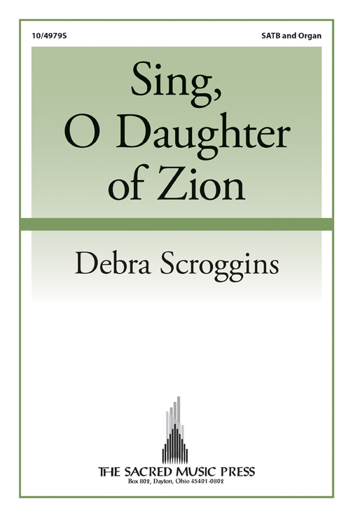 Sing, O Daughter of Zion