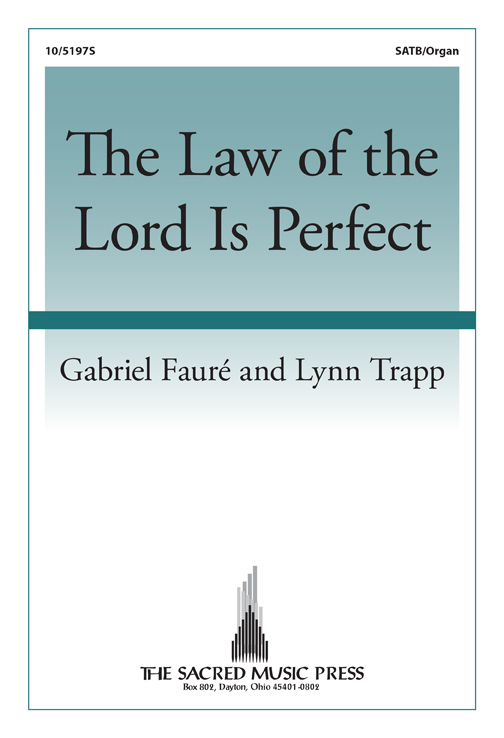 The Law of the Lord Is Perfect