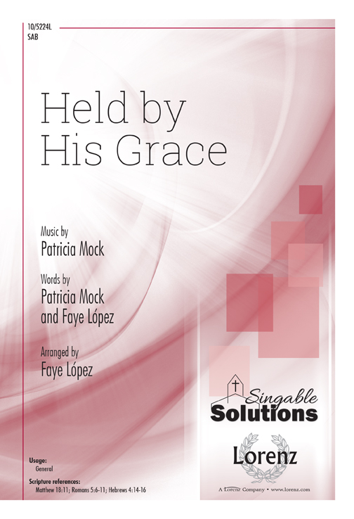 Held by His Grace