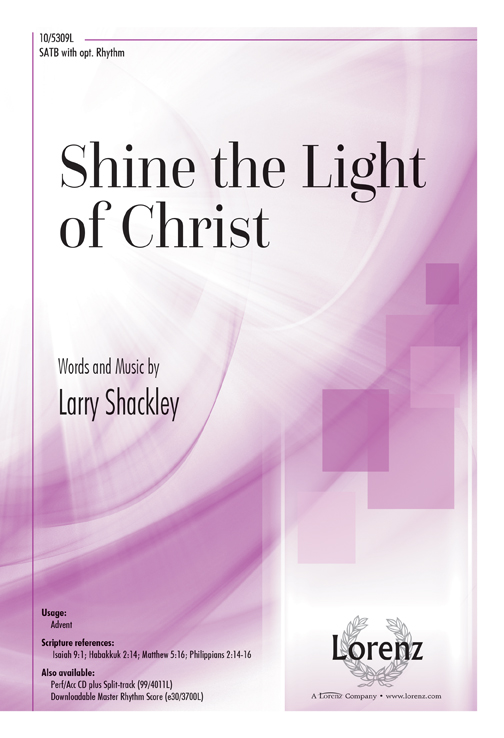 Shine the Light of Christ