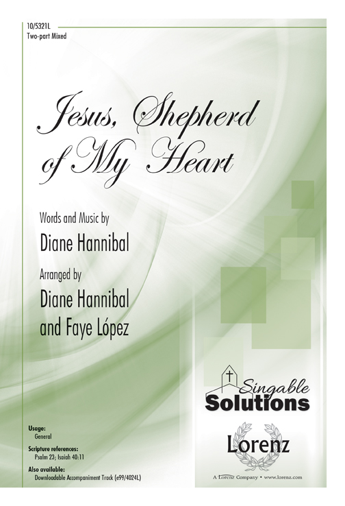 Jesus, Shepherd of My Heart