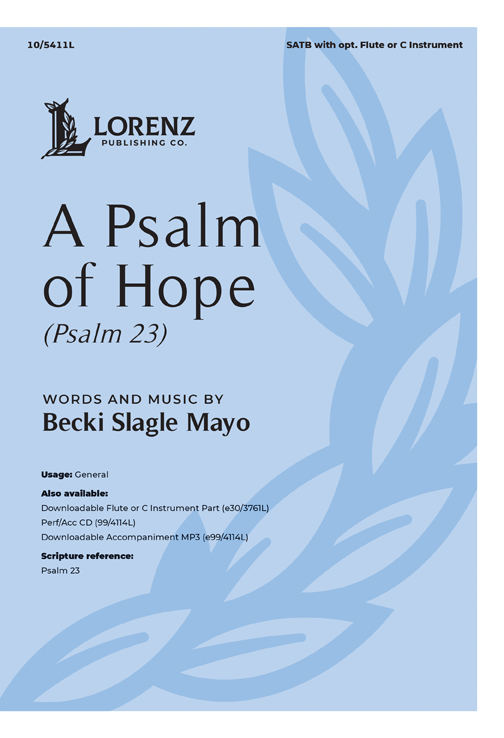 A Psalm of Hope