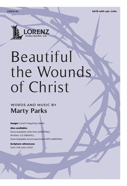 Beautiful the Wounds of Christ