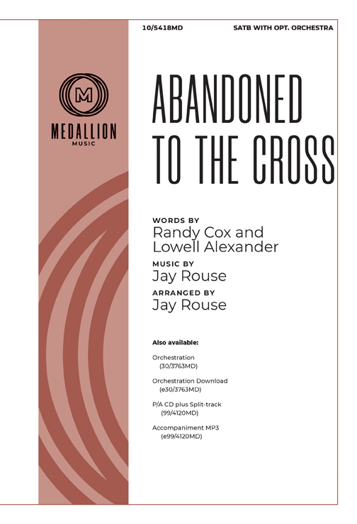 Abandoned to the Cross