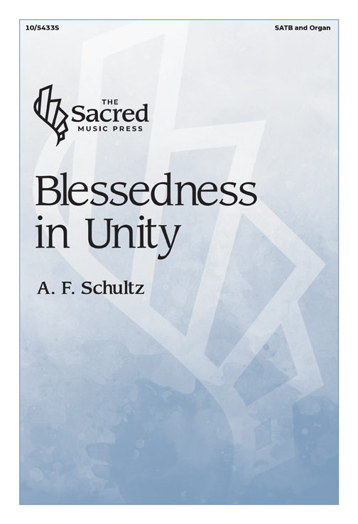 Blessedness in Unity