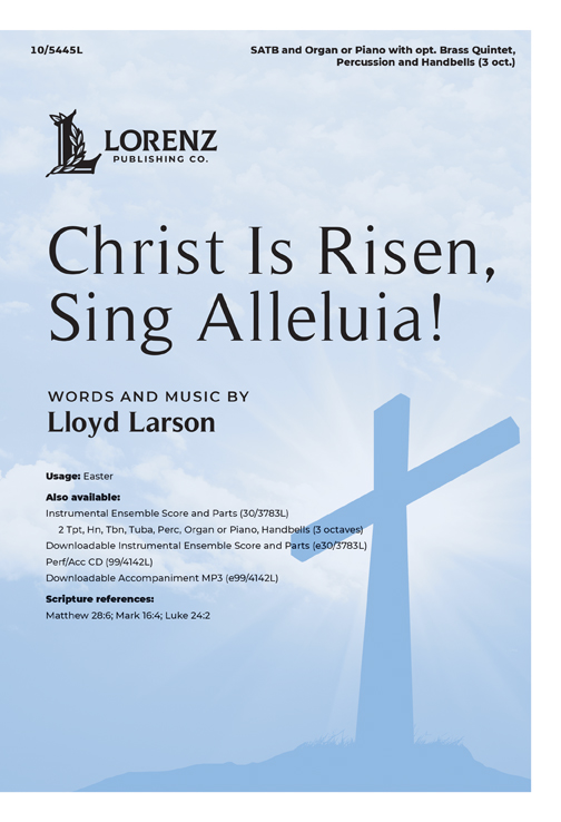 Christ Is Risen, Sing Alleluia!