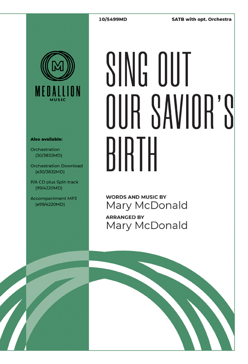 Sing Out Our Savior's Birth