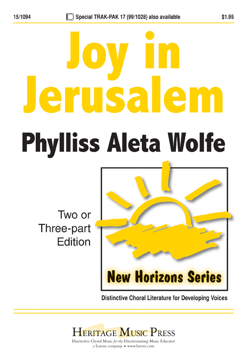 Joy in Jerusalem