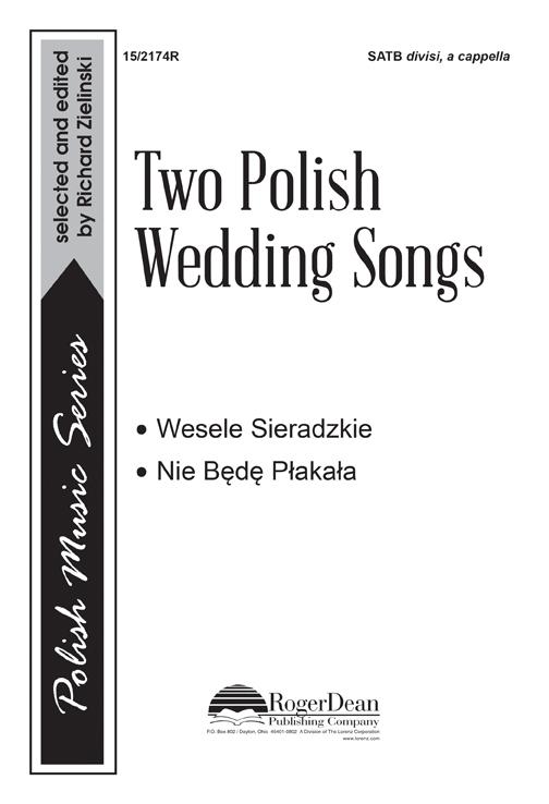 Two Polish Wedding Songs
