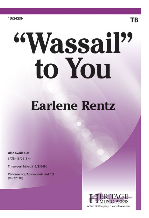 """Wassail"" to You!"