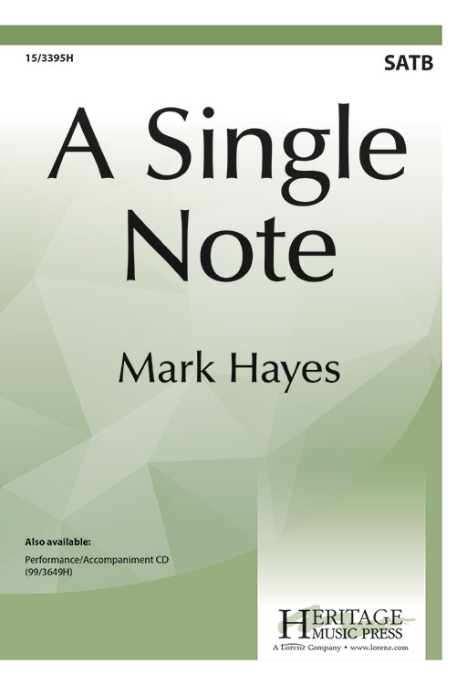 A Single Note