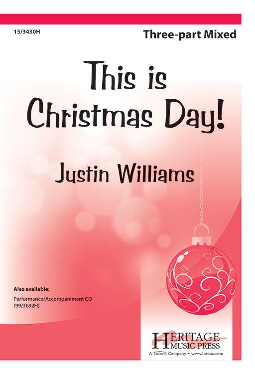 This Is Christmas Day!