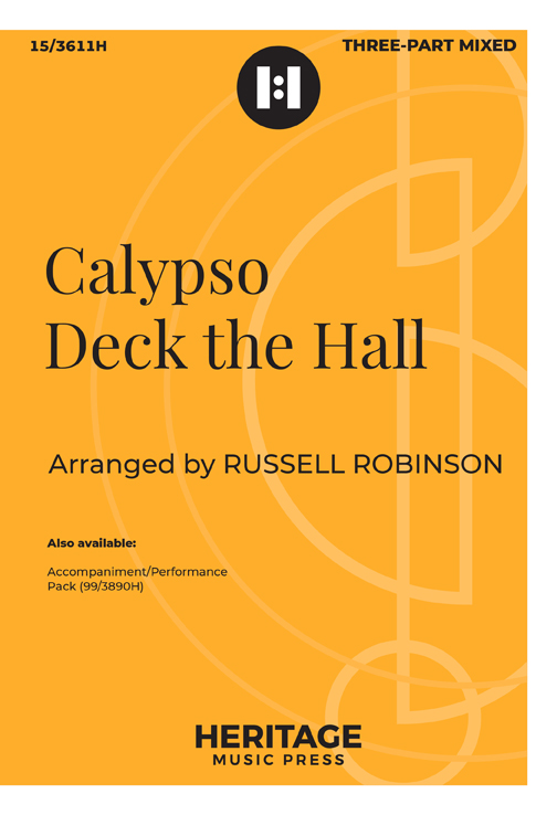 Calypso Deck the Hall