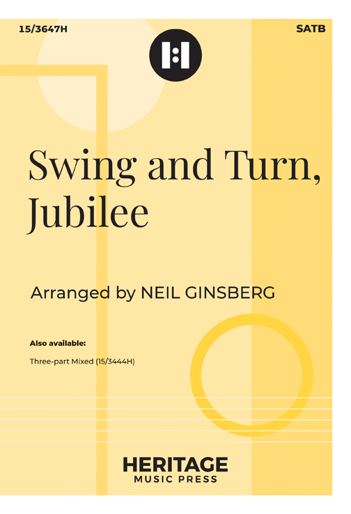 Swing and Turn, Jubilee