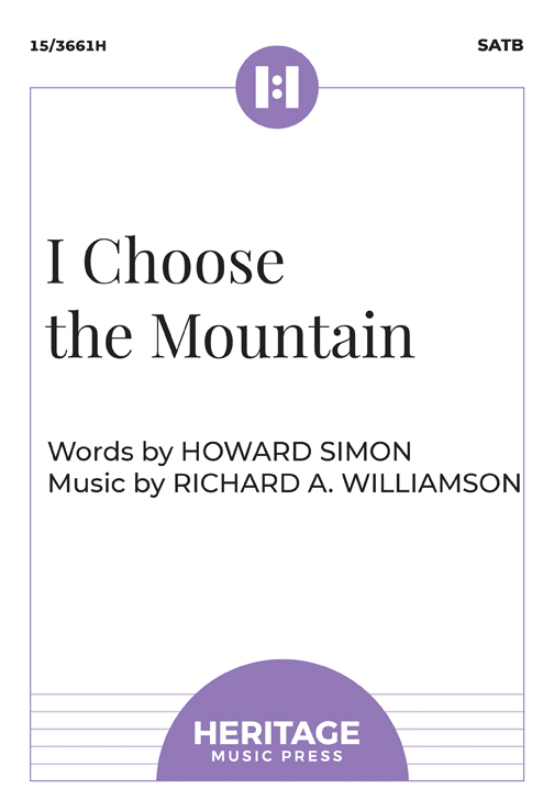 I Choose the Mountain