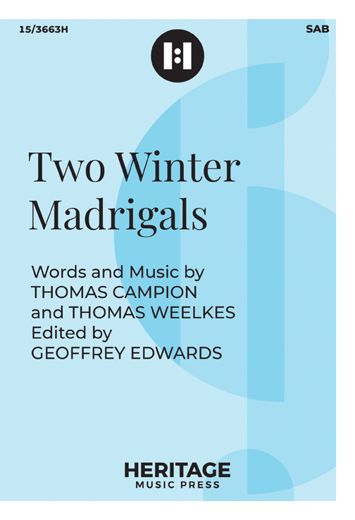 Two Winter Madrigals