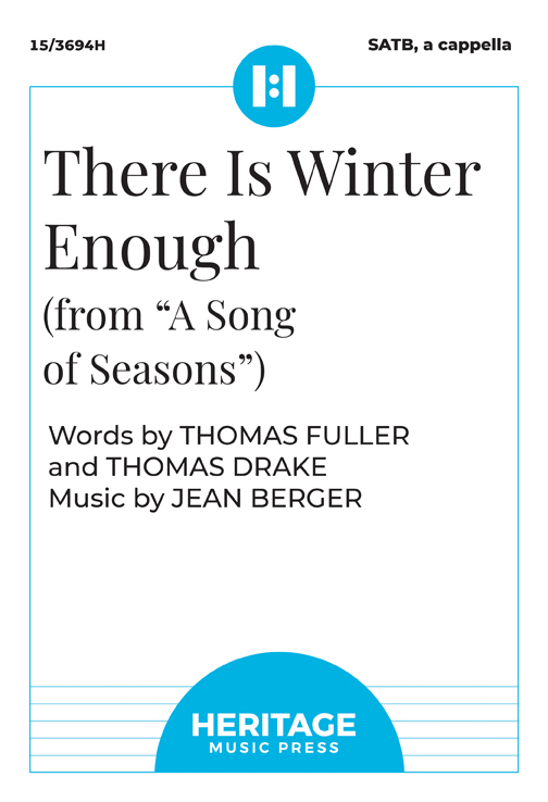 There Is Winter Enough