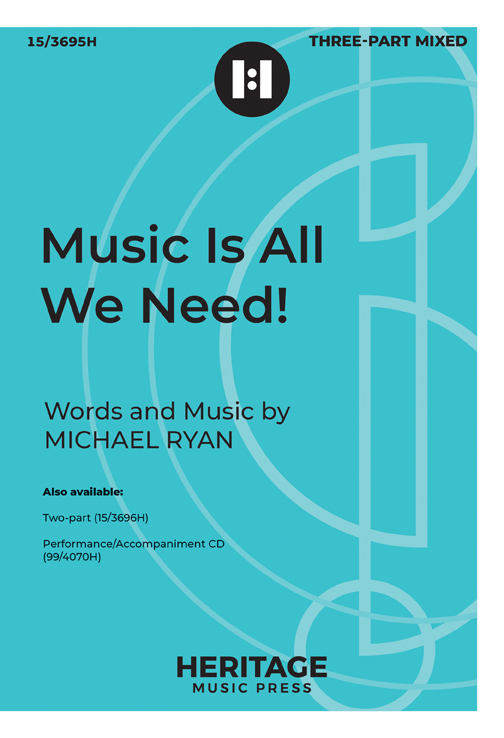 Music Is All We Need!