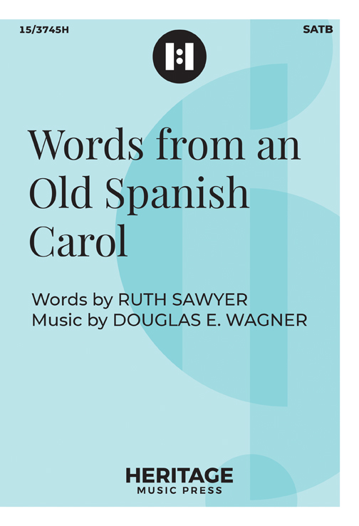 Words from an Old Spanish Carol