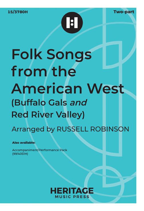 Folk Songs from the American West