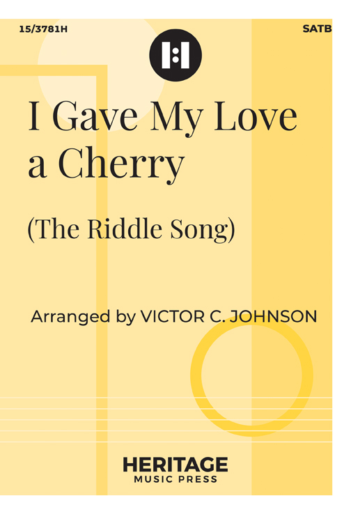 I Gave My Love a Cherry