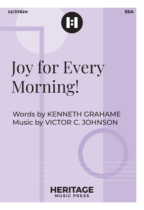 Joy for Every Morning!