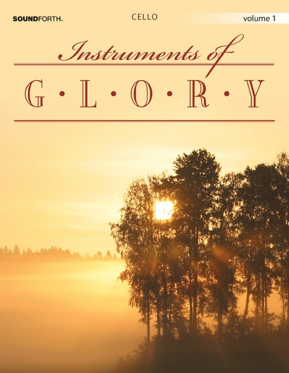 Instruments of Glory Vol. 1 - Cello/Double Bass Book and CD