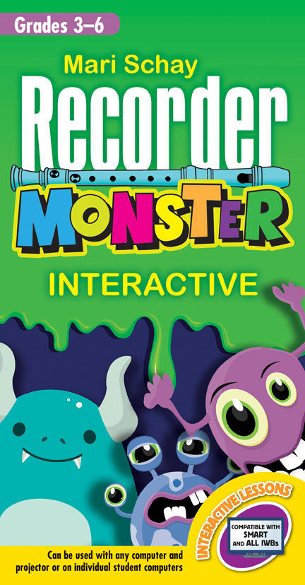 Recorder Monster Interactive Software