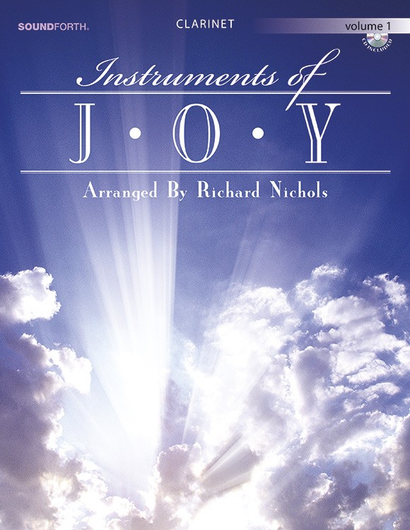 Instruments of Joy - Clarinet Book and CD