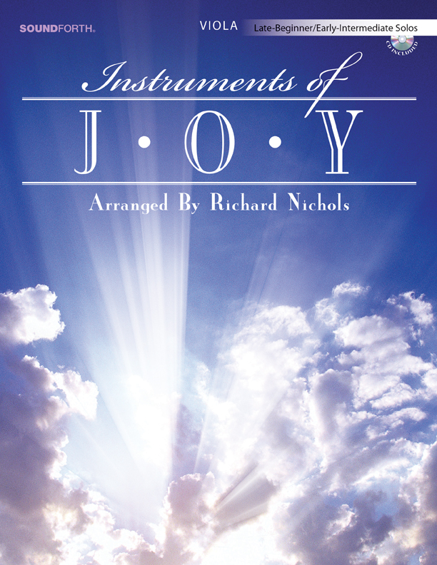 Instruments of Joy - Viola Book and CD