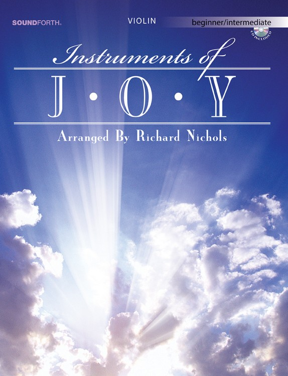 Instruments of Joy - Violin Book and CD