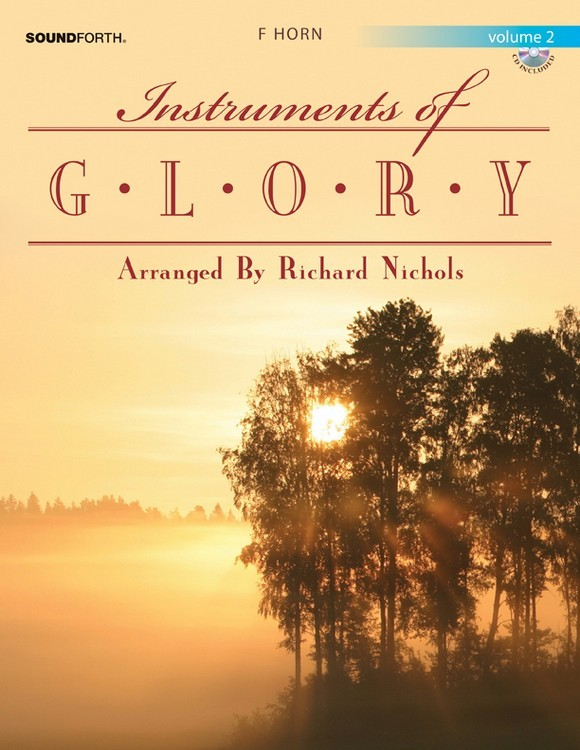 Instruments of Glory, Vol. 2 - F Horn Book and CD