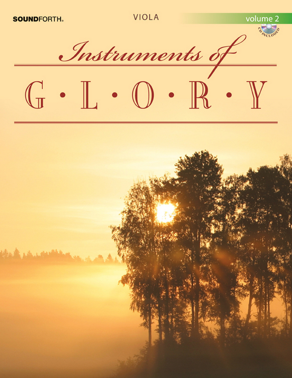 Instruments of Glory, Vol. 2 - Viola Book and CD