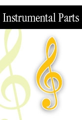 Alleluia for Easter - Instrumental Parts