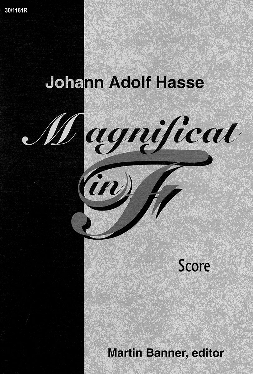 Magnificat in F - Full Score