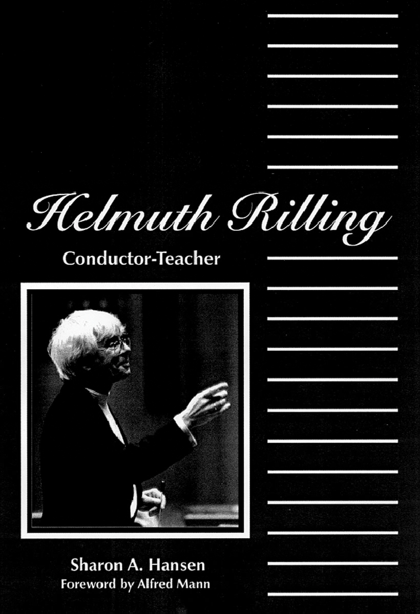 Helmuth Rilling: Conductor-Teacher