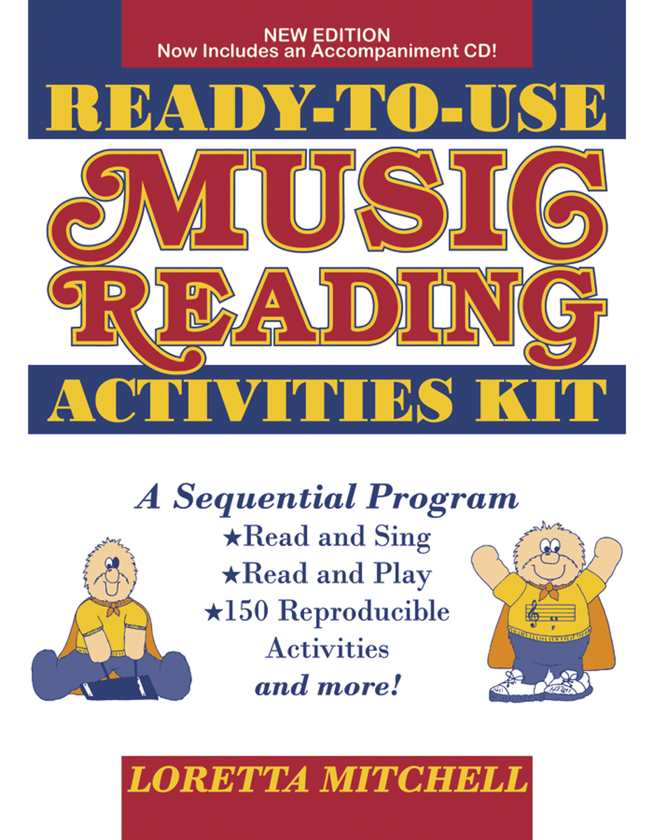Ready-to-Use Music Reading Activities Kit