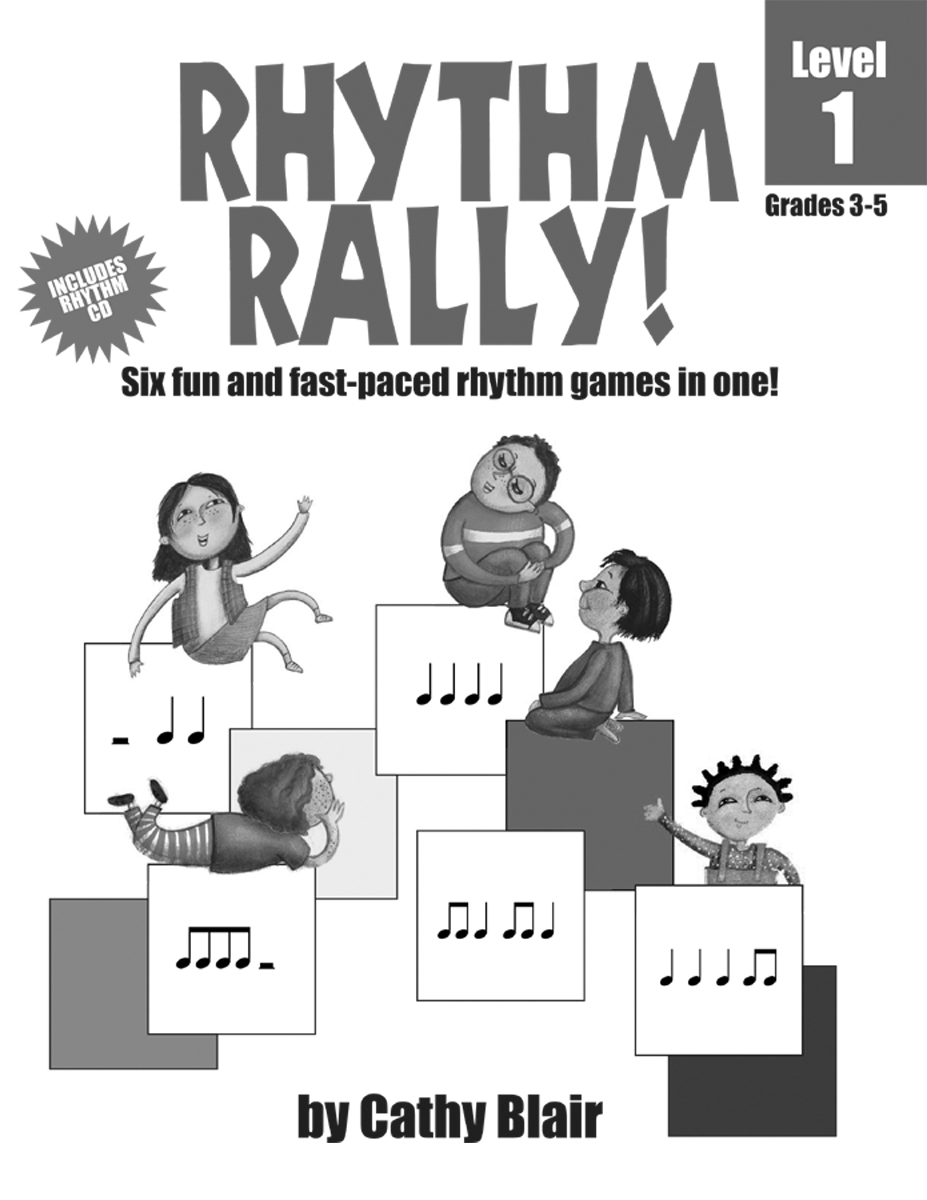 Rhythm Rally! - Level 1