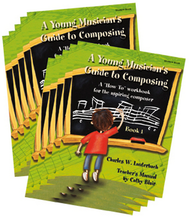 A Young Musician's Guide to Composing: Wkbk Pkg (10 books)