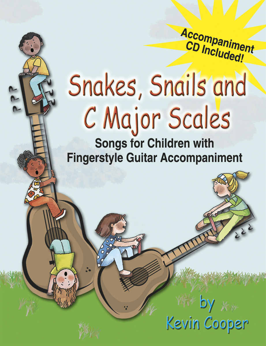 Snakes, Snails and C Major Scales