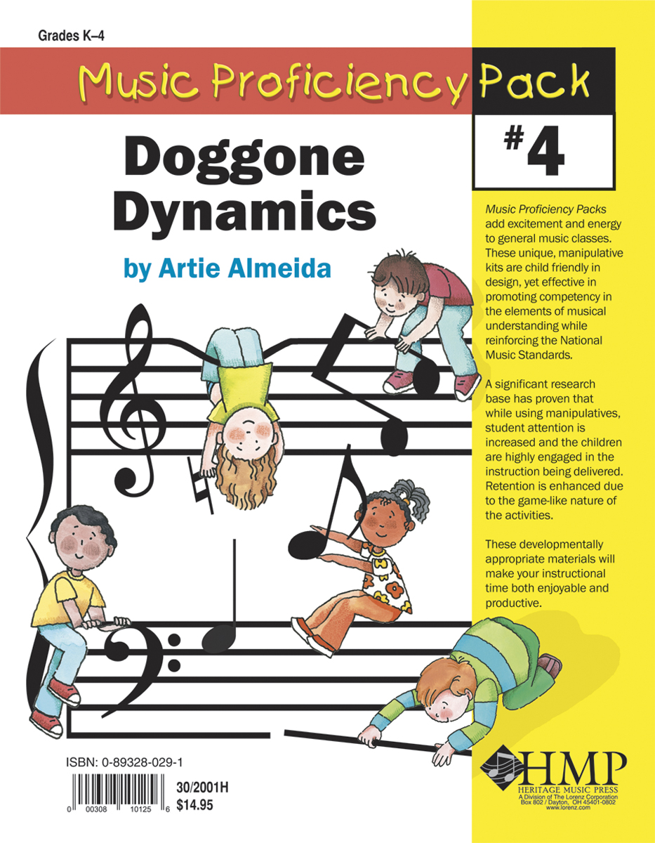 Music Proficiency Pack #4 - Doggone Dynamics